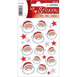 HERMA Weihnachts-Sticker DECOR Nikolausgruß