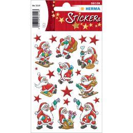 HERMA Weihnachts-Sticker DECOR klassisches Weihnachten