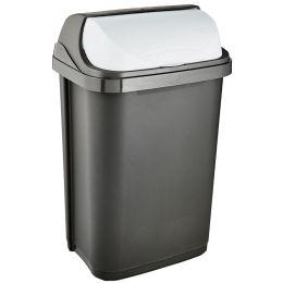 keeeper Abfallbehälter rasmus, 25 Liter, graphite