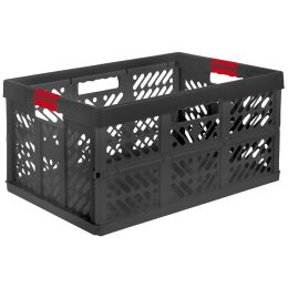 keeeper Profi-Klappbox ben, 45 Liter, PP, graphite