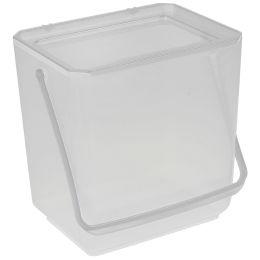 ok Waschmittelbox, aus PP, 4,5 Liter, transparent
