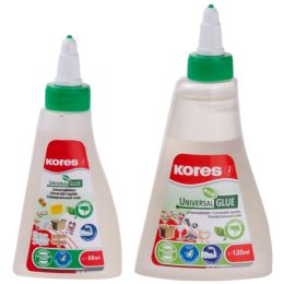 Kores Alleskleber UNIVERSAL ECO GLUE, Inhalt: 125 ml