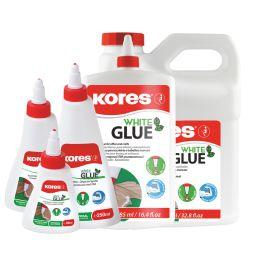 Kores Bastelkleber whiteGLUE, lösungsmittelfrei, 60 ml