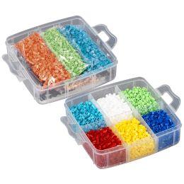 Hama Bügelperlen midi kleine Aufbewahrungsbox, gefüllt