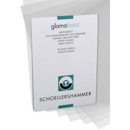 SCHÖLLERSHAMMER technisches Zeichenpapier, DIN A4, 90 g/qm