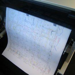 CANSON Inkjet-Plotterrolle HiColor, 914 mm x 50 m, weiß