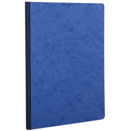 Clairefontaine Notizbuch AGE BAG, DIN A4, blanko, blau