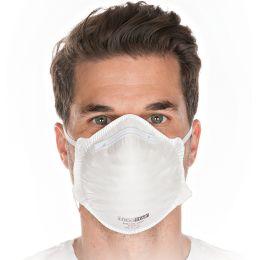 HYGOSTAR Atemschutzmaske ohne Ventil, Schutzstufe: FFP1