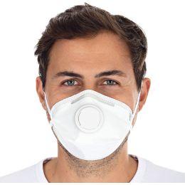 HYGOSTAR Atemschutzmaske mit Ventil, Schutzstufe: FFP3