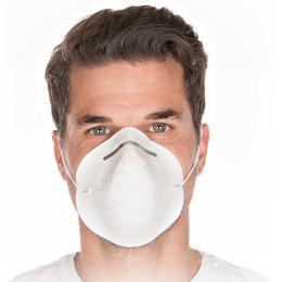 HYGOSTAR Industrie-Atemschutzmaske, PP, weiß