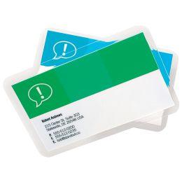 GBC Laminierfolientasche CardPouch für Kreditkarten, 250 mic