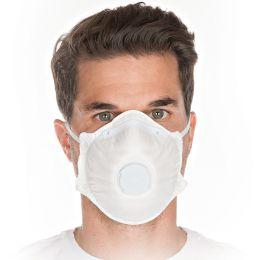 HYGOSTAR Atemschutzmaske mit Ventil, Schutzstufe: FFP1