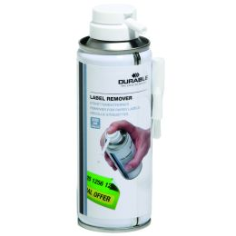 DURABLE Etikettenentferner Label Remover, Inhalt: 200 ml