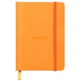 RHODIA Notizbuch RHODIARAMA, DIN A6, liniert, orange