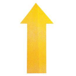 DURABLE Stellplatzmarkierung, Pfeil, selbstklebend, gelb