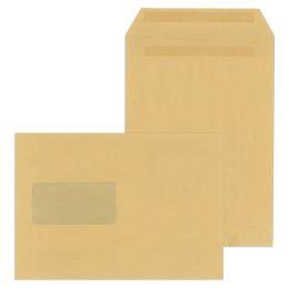 MAILmedia Versandtaschen B5 selbstklebend, mit Fenster