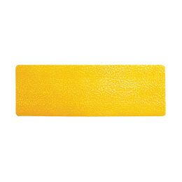 DURABLE Stellplatzmarkierung, Strich, selbstklebend, gelb