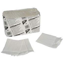 PAPSTAR Spenderservietten, 250 x 300 mm, weiß