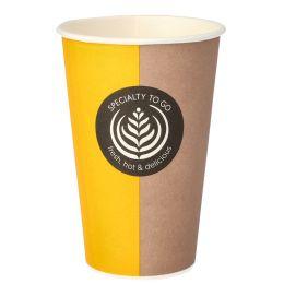 PAPSTAR Hartpapier-Kaffeebecher Coffee To Go, 0,3 l