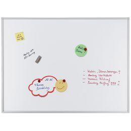FRANKEN Weißwandtafel ECO, emailliert, 600 x 450 mm