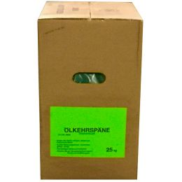 Staubbindekehrspan, Inhalt: 25 kg