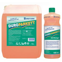 DREITURM Parkett-/Laminatreiniger DURO PARKETT, 1 Liter