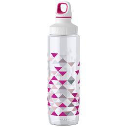emsa Trinkflasche TRITAN ADULT, 0,7 Liter, Triangle
