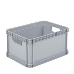 keeeper Aufbewahrungsbox robert, 20 Liter, lichtgrau