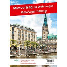 RNK Verlag Vordruck Mietvertrag für Wohnungen - Hamburger