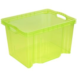 keeeper Aufbewahrungsbox franz, 13,5 Liter, grün