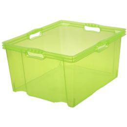 keeeper Aufbewahrungsbox franz, 44 Liter, grün