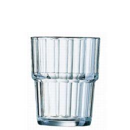 Esmeyer Arcoroc Saftglas Norvege, 0,25 Liter, stapelbar