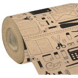 Clairefontaine Geschenkpapier Papeterie, auf Rolle