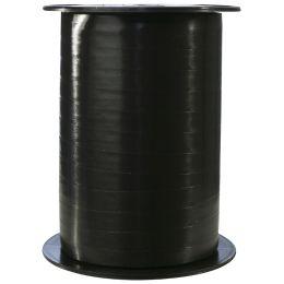 Clairefontaine Geschenkband auf Spule, glänzend, schwarz