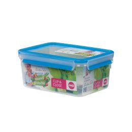 emsa Frischhaltedose CLIP & CLOSE, 3,70 Liter, transparent
