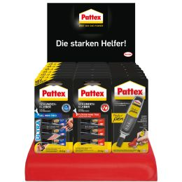 Pattex Galerie Modul Sekundenkleber + GRATIS Cutter