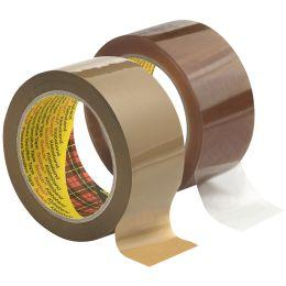 Scotch Verpackungsklebeband 3707, braun, 50 mm x 66 m
