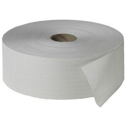 Fripa Großrollen-Toilettenpapier, 2-lagig, weiß, 180 m