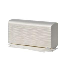 Fripa Handtuchpapier COMFORT, 203 x 320 mm, W-Falz, hochweiß