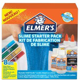 ELMERS Slime Set Slime Starter Pack, 8-teilig