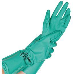 HYGOSTAR Nitril-Universal-Handschuh PROFESSIONAL, L, grün