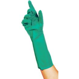 HYGOSTAR Nitril-Universal-Handschuh PROFESSIONAL, M, grün