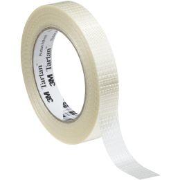 Tartan Filament-Klebeband 8954, 19 mm x 50 m, transparent