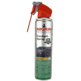 NIGRIN Performance Cockpit-Spray Vanille, 400 ml