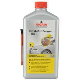 NIGRIN Rost-Entferner Gel, 1 Liter