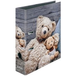 herlitz Motivordner maX.file Teddys, DIN A4