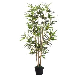 PAPERFLOW Kunstpflanze Bambus, Höhe: 1200 mm