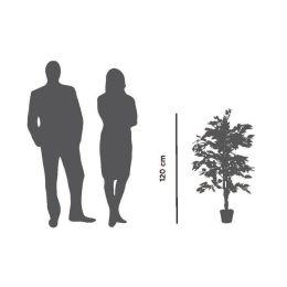 PAPERFLOW Kunstpflanze Feigenbaum, Höhe: 1200 mm