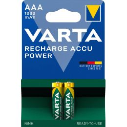 VARTA NiMH Akku Rechargeable Accu, Micro (AAA), 1.000 mAh