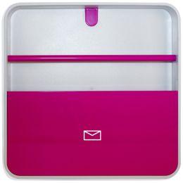 PAPERFLOW Wandkasten multiBox Document Holder, pink